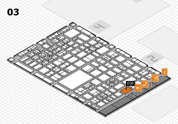 boot 2017 hall map (Hall 3): stand E06