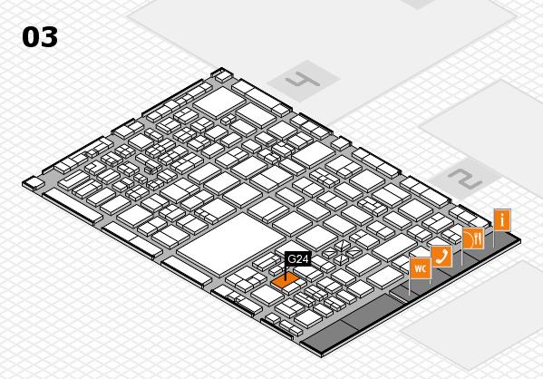 boot 2017 hall map (Hall 3): stand G24