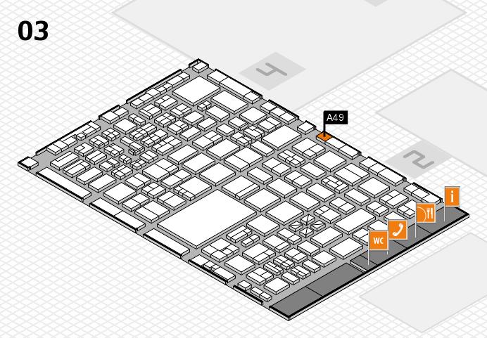 boot 2017 Hallenplan (Halle 3): Stand A49