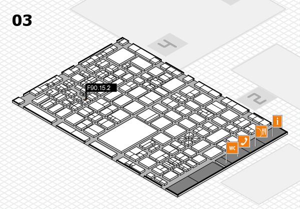 boot 2017 hall map (Hall 3): stand F90.15.2