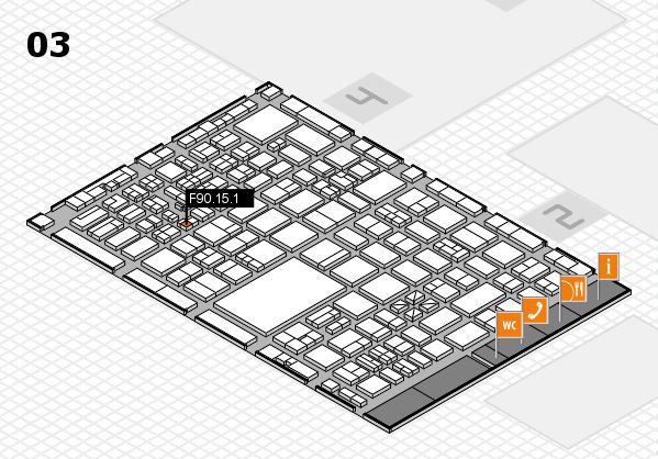 boot 2017 hall map (Hall 3): stand F90.15.1