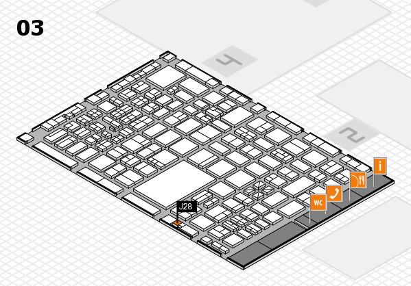 boot 2017 hall map (Hall 3): stand J28