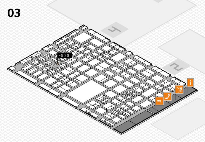 boot 2017 hall map (Hall 3): stand F90.6