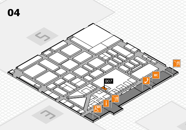 boot 2017 hall map (Hall 4): stand B07