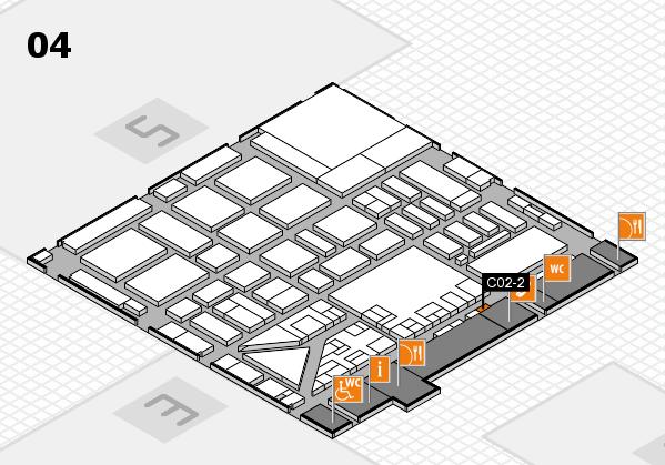 boot 2017 hall map (Hall 4): stand C02-2
