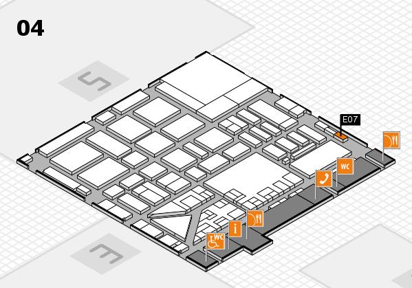 boot 2017 hall map (Hall 4): stand E07