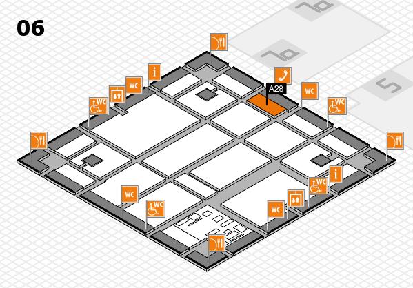 boot 2017 hall map (Hall 6): stand A28