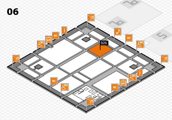 boot 2017 hall map (Hall 6): stand B28