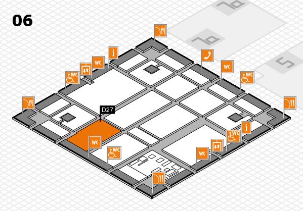 boot 2017 hall map (Hall 6): stand D27