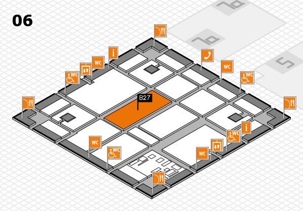 boot 2017 hall map (Hall 6): stand B27
