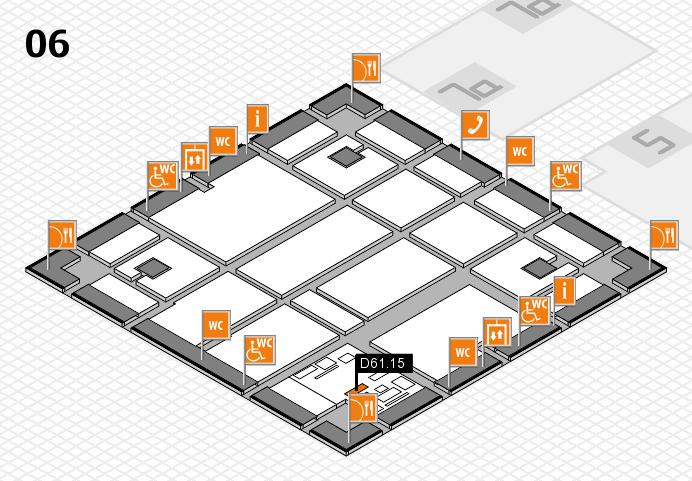 boot 2017 hall map (Hall 6): stand D61.15