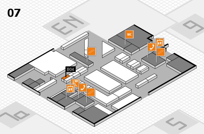 boot 2017 hall map (Hall 7): stand B04