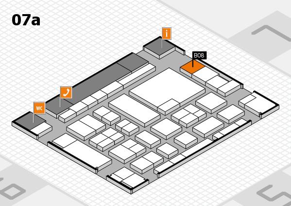 boot 2017 hall map (Hall 7a): stand B08