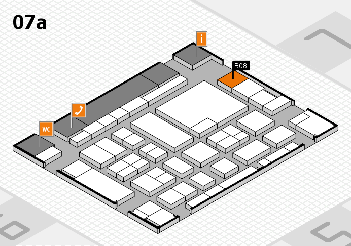 boot 2017 hall map (Hall 7a): stand B08