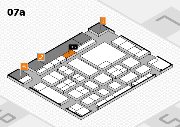 boot 2017 hall map (Hall 7a): stand D02