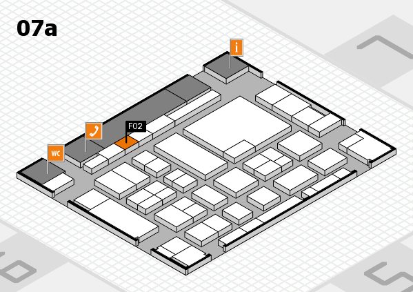 boot 2017 hall map (Hall 7a): stand F02