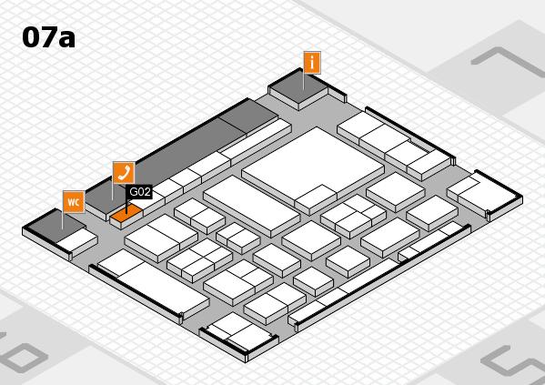 boot 2017 hall map (Hall 7a): stand G02