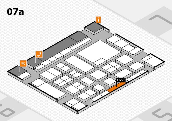 boot 2017 Hallenplan (Halle 7a): Stand D27