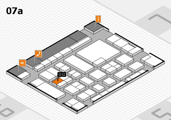 boot 2017 Hallenplan (Halle 7a): Stand G12