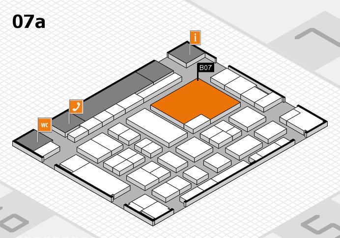 boot 2017 hall map (Hall 7a): stand B07