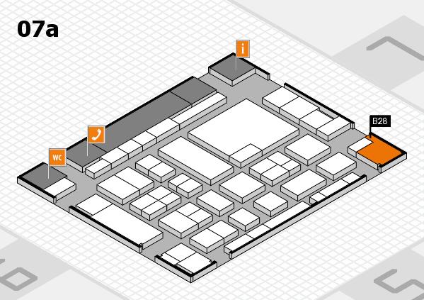 boot 2017 hall map (Hall 7a): stand B28