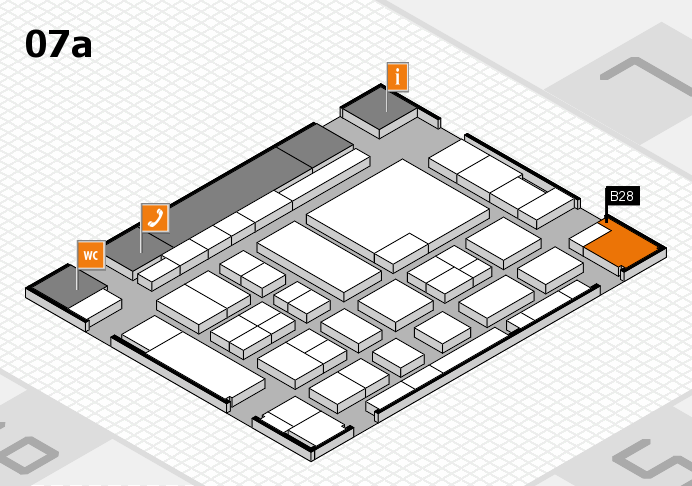 boot 2017 Hallenplan (Halle 7a): Stand B28