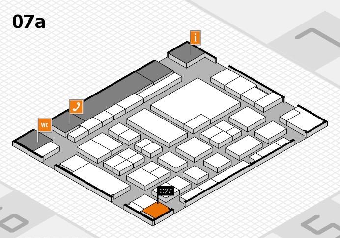 boot 2017 Hallenplan (Halle 7a): Stand G27