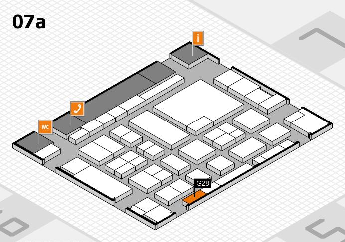 boot 2017 Hallenplan (Halle 7a): Stand G28
