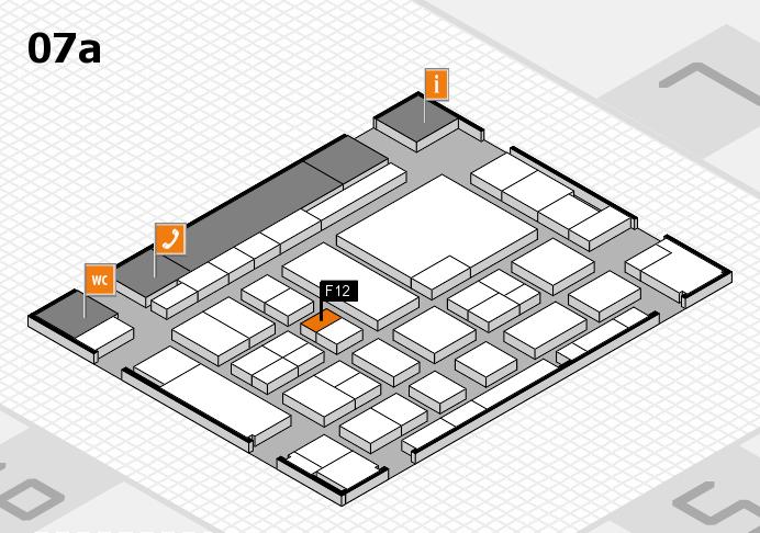 boot 2017 Hallenplan (Halle 7a): Stand F12
