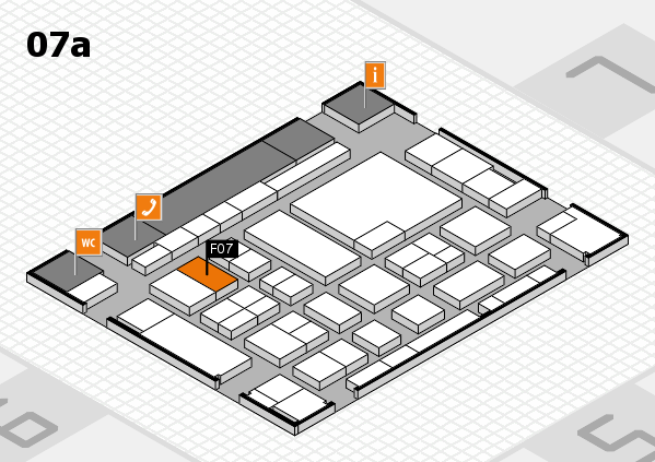boot 2017 hall map (Hall 7a): stand F07