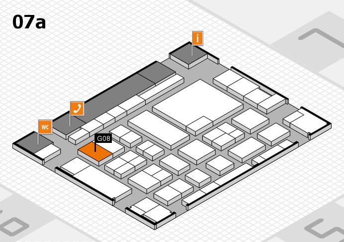 boot 2017 Hallenplan (Halle 7a): Stand G08