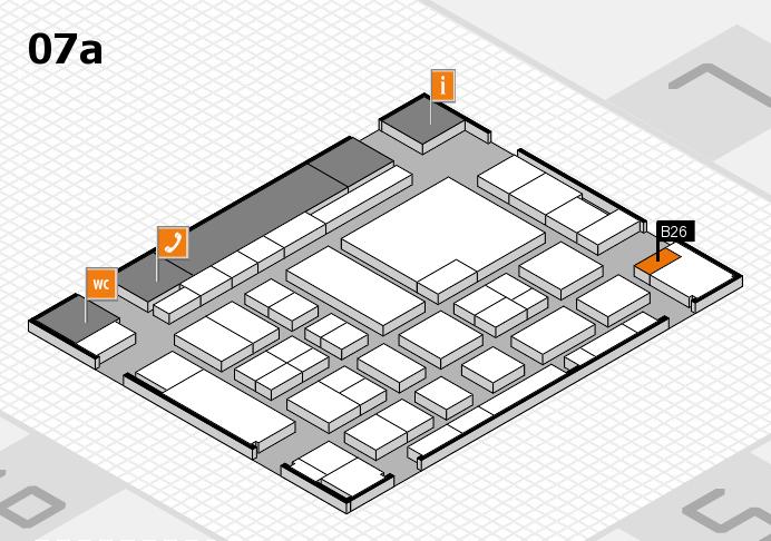 boot 2017 Hallenplan (Halle 7a): Stand B26