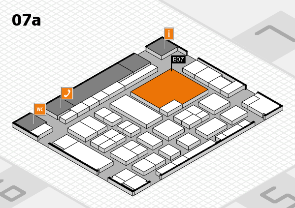 boot 2017 hall map (Hall 7a): stand B07