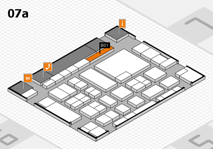 boot 2017 Hallenplan (Halle 7a): Stand B01