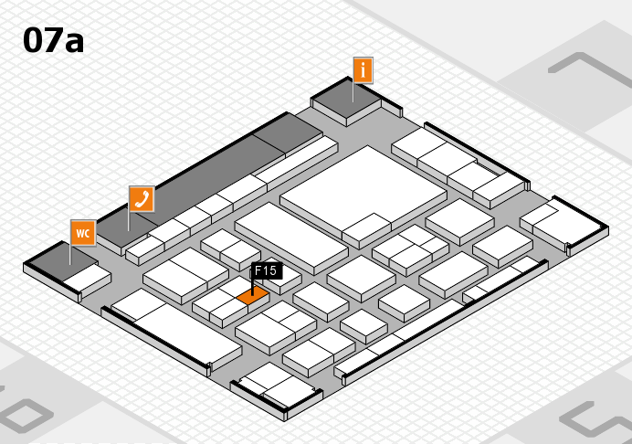 boot 2017 Hallenplan (Halle 7a): Stand F15