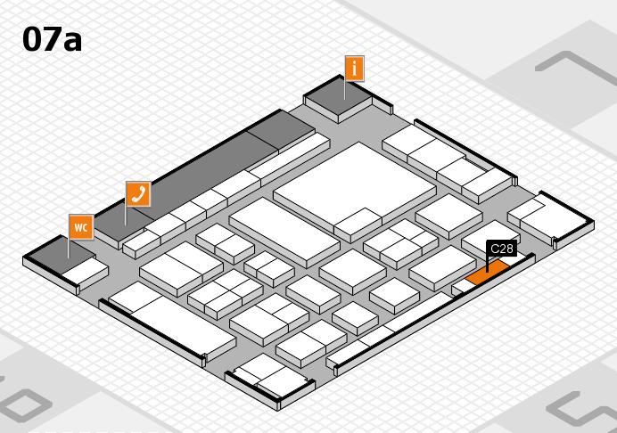boot 2017 Hallenplan (Halle 7a): Stand C28