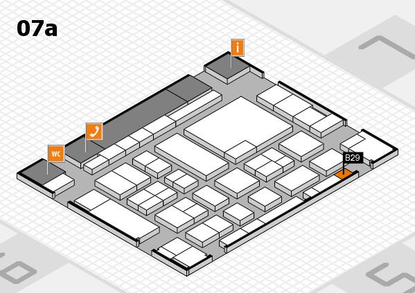 boot 2017 hall map (Hall 7a): stand B29