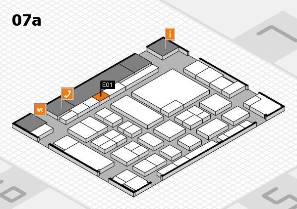 boot 2017 hall map (Hall 7a): stand E01