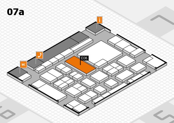 boot 2017 hall map (Hall 7a): stand E08