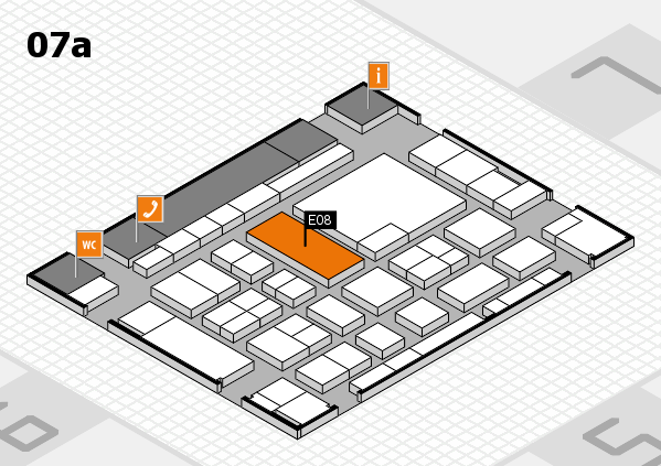 boot 2017 Hallenplan (Halle 7a): Stand E08