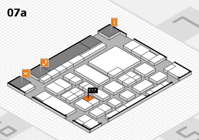 boot 2017 Hallenplan (Halle 7a): Stand F17