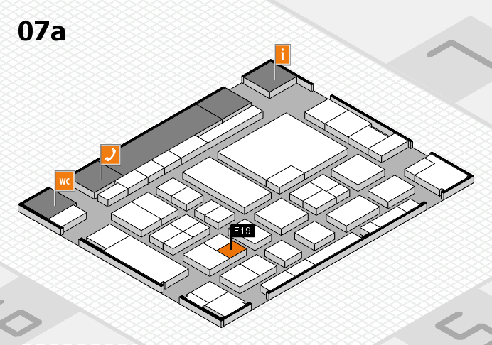 boot 2017 Hallenplan (Halle 7a): Stand F19