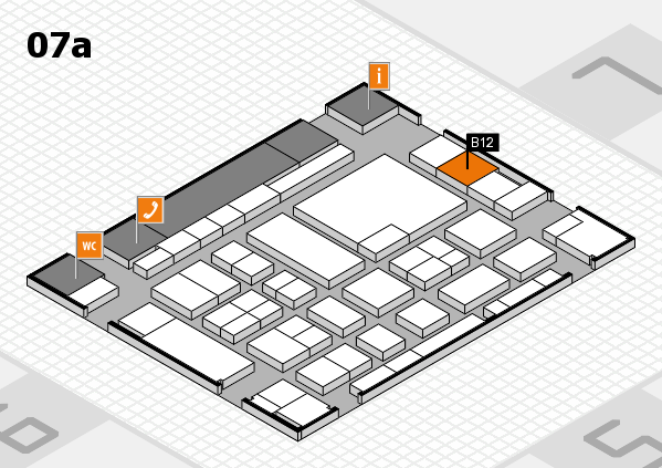 boot 2017 hall map (Hall 7a): stand B12