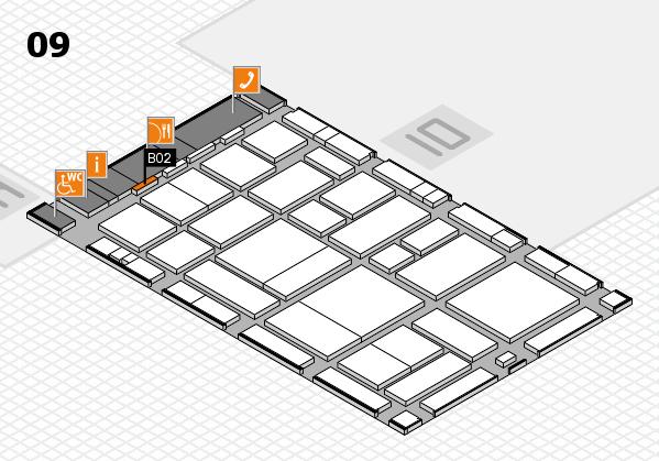 boot 2017 hall map (Hall 9): stand B02
