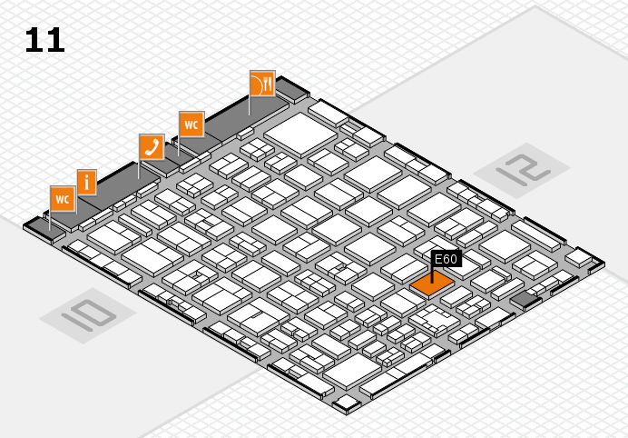 boot 2017 Hallenplan (Halle 11): Stand E60