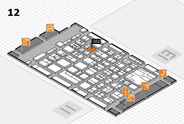boot 2017 hall map (Hall 12): stand G52