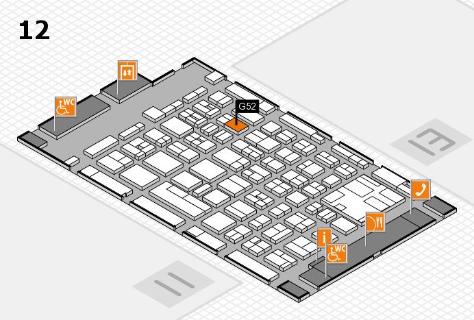 boot 2017 Hallenplan (Halle 12): Stand G52