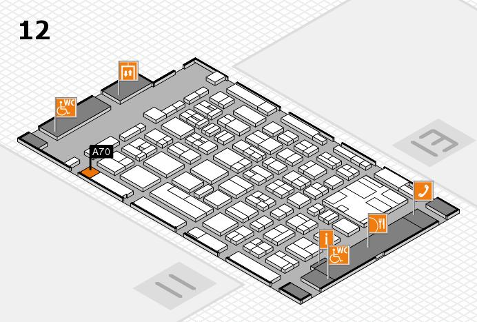 boot 2017 Hallenplan (Halle 12): Stand A70