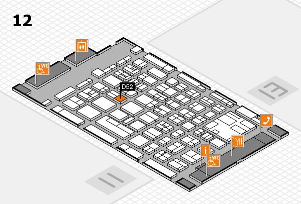 boot 2017 Hallenplan (Halle 12): Stand D52