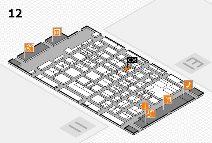 boot 2017 Hallenplan (Halle 12): Stand G36